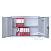 Шкаф-антресоль для документов Griffon (С.180.2) 800(h)x800x400 мм