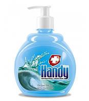 Aнтибактериальное жидкое мыло Handy океанская свежесть 500 мл.