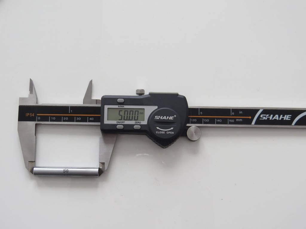 Штангенциркуль цифровий 150мм 0,01 (Shahe)