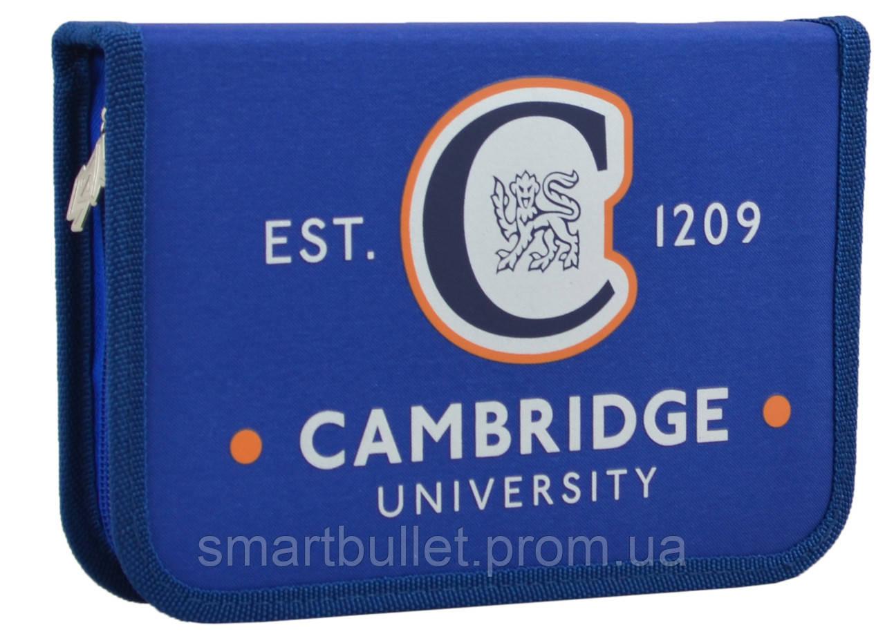 Пенал твердый одинарный Cambridge blue 531765 YES
