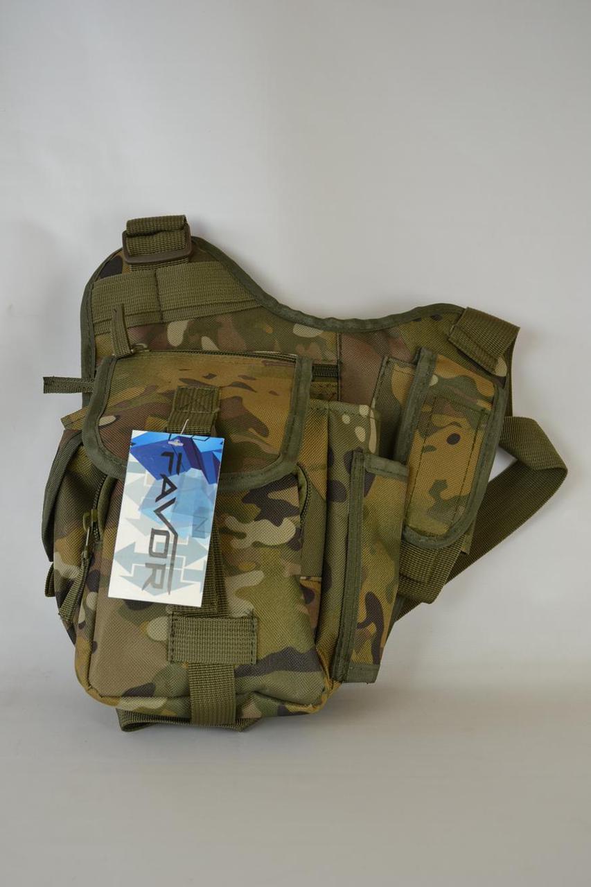 Тактическая сумка уголок 610-01-М