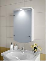 Шкаф зеркальный Garnitur.plus в ванную с LED подсветкой 2SZ