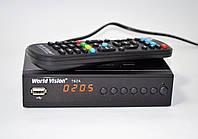 World Vision T62A - Т2 Тюнер DVB-T2 IPTV
