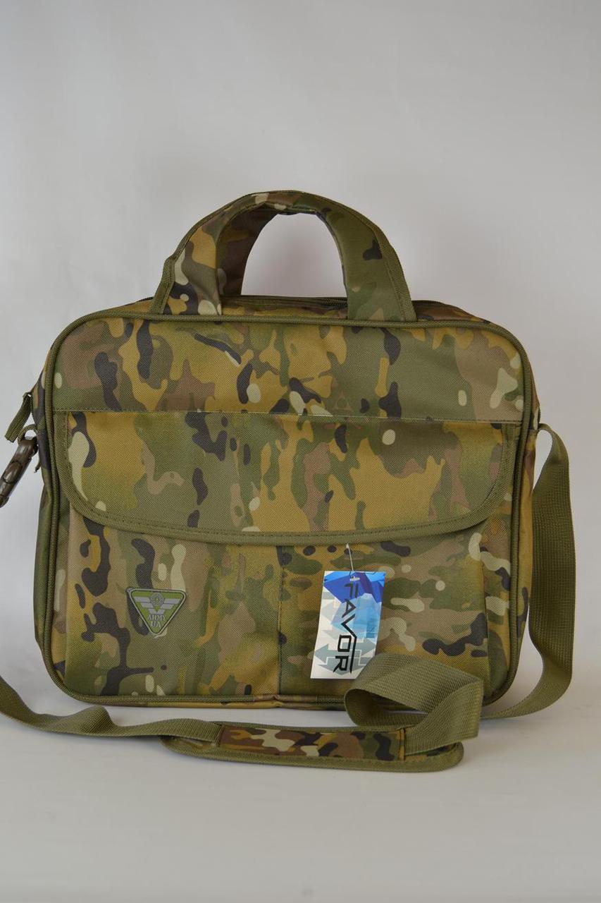 Деловая сумка 060-01 камуфляжная