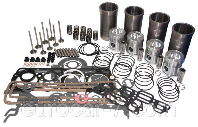 Запчасти на двигатель Kubota D1105, D1305, D1503, D1703, D1803, D722, D902