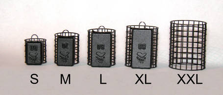 Кормушка фидерная GRIZZLY XL 36/45, 60 грамм, фото 2