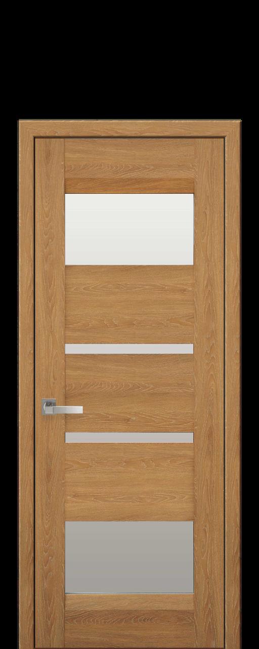 Дверное полотно  IBIZA со стеклом ,цвет в ассортименте , фото 1