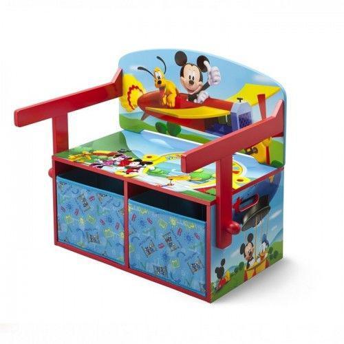 Детский комплект мебели 3в1 MIKI Mouse