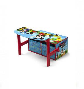 Детский комплект мебели 3в1 MIKI Mouse, фото 2