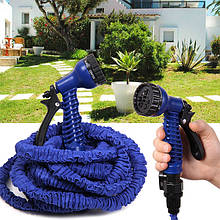 Удлиняющийся поливочный шланг - 15м. X-hose (Икс-Хуз)