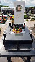 Памятник из мрамора № 26