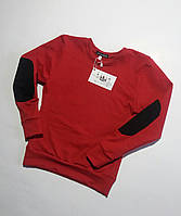 Світшот з двонитки унісекс червонийта інші кольори Детская кофта