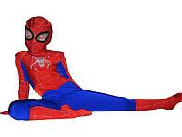 Детский праздничный костюм Человек паук, Spider man, спайдер мен Распродажа