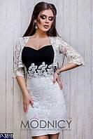 Элегантное женское платье   раз. 42-46