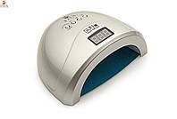 Сенсорная гибридная лампа SUN 1S UV LED с дисплеем 48 W золотая ТМ F.O.X