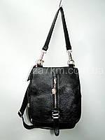 Рюкзак - сумка женский Rose Heart, экокожа (30х26х8) купить оптом 7км