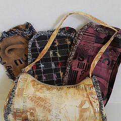 Женская сумка-клатч с длинной ручкой разных цветов