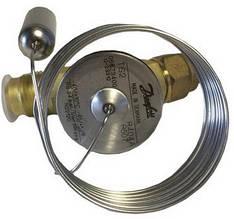 Терморегулирующие клапаны Danfoss T2 и TE2