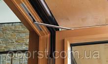 Скрытый дверной доводчик GEZE Boxter EN 2-4 скользщая тяга с фиксацией