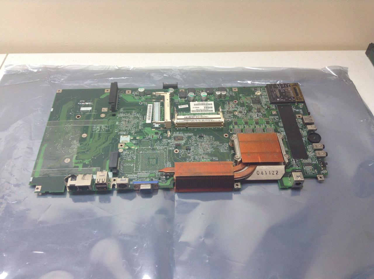 Материнская плата для ноутбука Toshiba Satellite P35