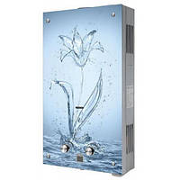 Газовая колонка Rocterm ВПГ 10АЕ Лилия проточный газовый водонагреватель