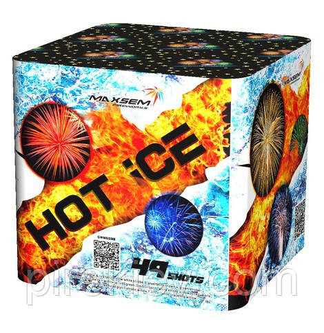Салютная установка HOT ICE GWM5038