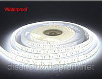 Светодиодная  LED лента 3014SMD 12V 204Led/m CW/IP65  , фото 2