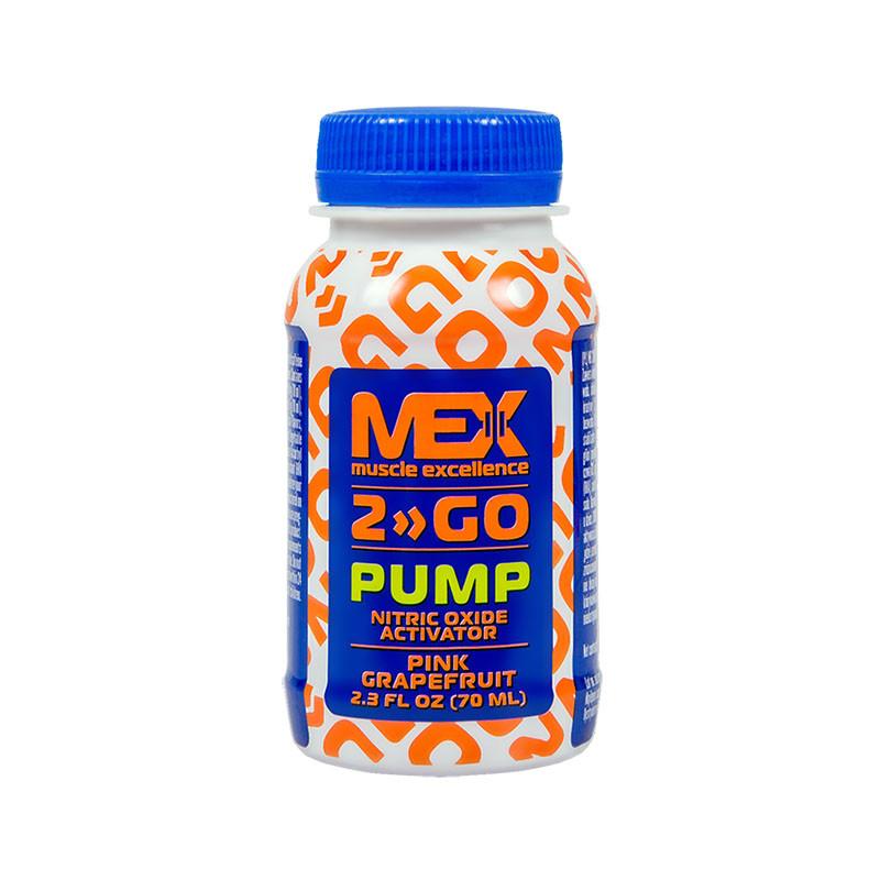 Предтреник MEX Nutrition Pump Shot (70 мл) мекс нутришн памп шот pink grapefruit