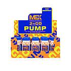 Предтреник MEX Nutrition Pump Shot (70 мл) мекс нутришн памп шот pink grapefruit, фото 2