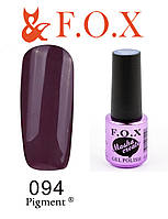 Гель-лак F.O.X Masha Create № 094  (баклажан)
