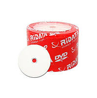 Диск DVD-R Ridata (50) Printable