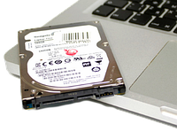 Замена жёсткого дискаMacbook