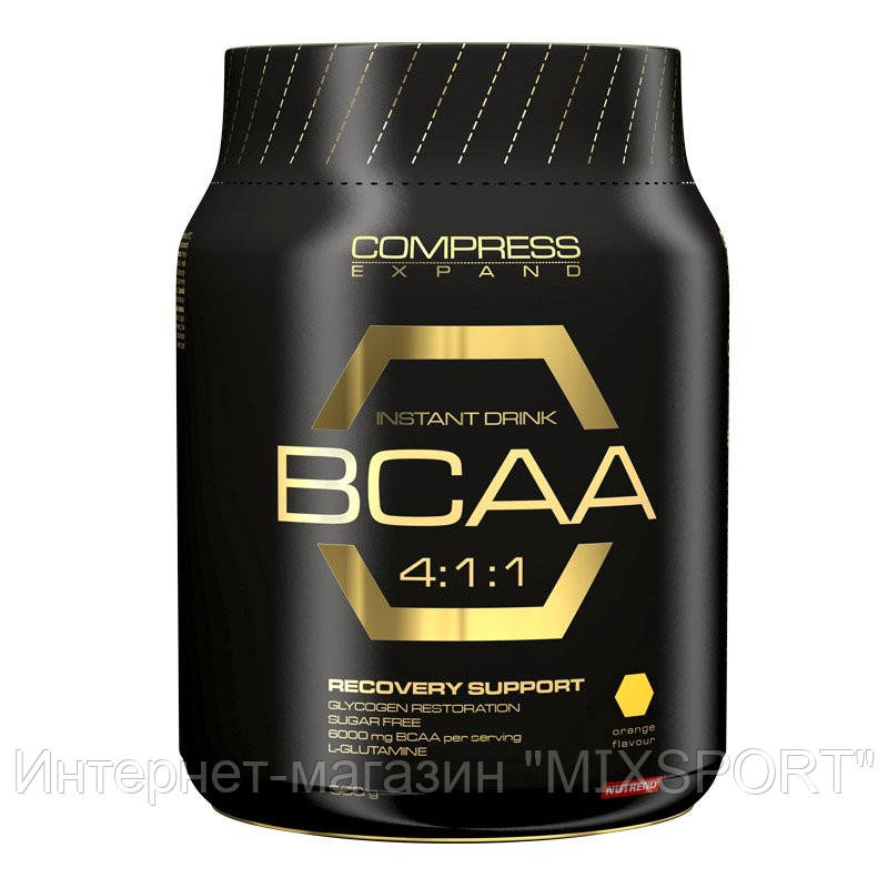 Аминокислоты Compress BCAA Instant Drink 500g