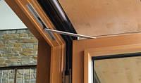 Скрытый дверной доводчик GEZE Boxter EN 3-6 скользщая тяга с фиксацией