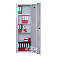 Шкаф архивный одностворчатый для документов (C.200.1) Griffon 1910(h)x640x400 мм