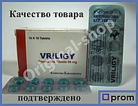 Оригинал! Дапоксетин   Дапоксетин 60мг  Vriligy