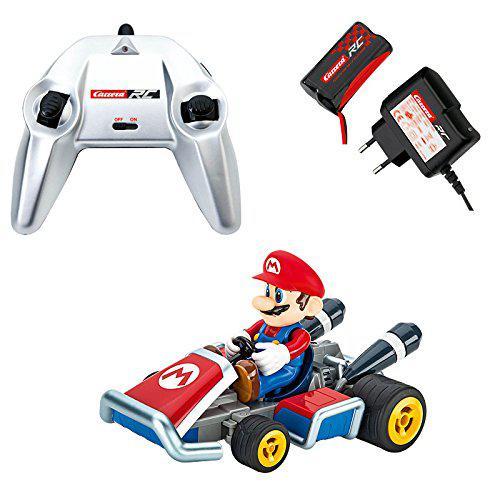Квадроцикл игрушечный на радиоуправлении Carrera RC Mario Kart™7