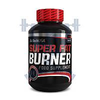 BioTech Super Fat Burner жиросжигатель для похудения снижения веса сушки сжигания жира спортивное питание