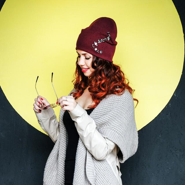 Теплые шляпы, шапки
