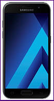 Смартфон Samsung SM-A320F Galaxy A3 2017 DS Black. Гарантия в Украине!