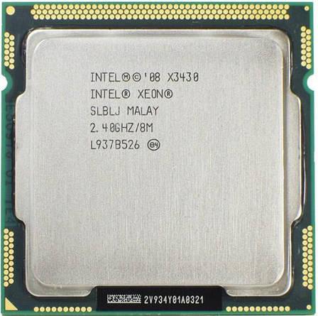 Процессор Intel® Xeon® X3430 LGA1156  2.4-2.8GHz  + термопаста GD900, фото 2