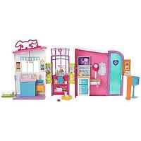 """Игровой набор Барби """"Центр ухода за домашними животными"""" / Barbie Pet Care Center"""