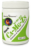 Комплекс кальций-магний-цинк Stark Pharm - Calcium Magnesium & Zinc (180 таблеток)