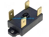Запобіжний термостат для бойлерів Galmet, Elektromet BOT-100 ,16A, фото 1