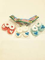 Детская сладкая декорация Пинетки