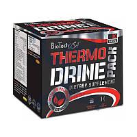 BioTech Thermo Drine Pack жиросжигатель для похудения для снижения веса для сушки для сжигания жира