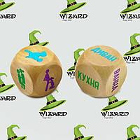 Кубики Позы камасутры