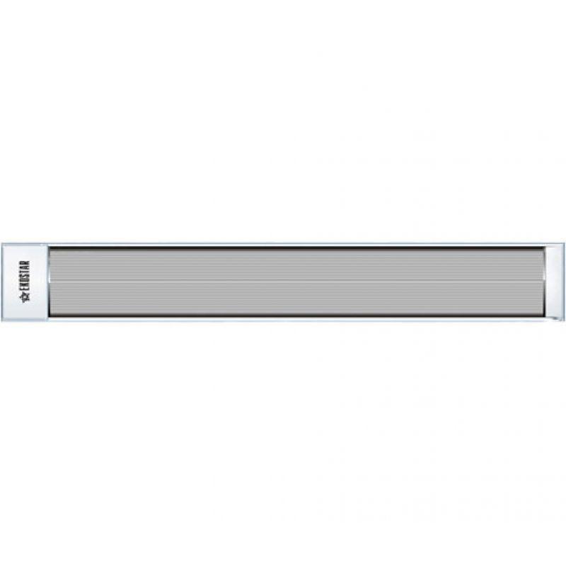 Потолочный инфракрасный обогреватель EKOSTAR   Е1000 Мощность 1000  Ват: 10-20кв. м  белый