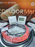 1.8m2 Нагревательный кабель Fenix IN-THERM ECO  длиной 14м с терморегулятором, фото 3