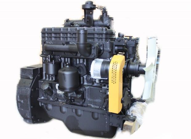 Двигатель МТЗ-242 на ЮМЗ